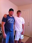 Jeremy and Rustin