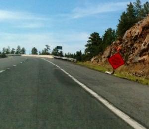 Detour ahead?