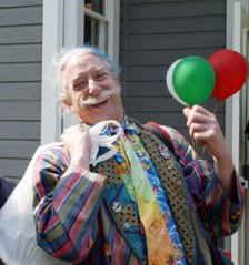 Patch Adams for real, not the movie version.