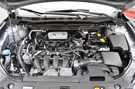 engine interior