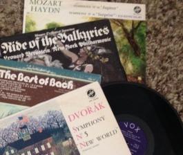 A sampling of the Classics.
