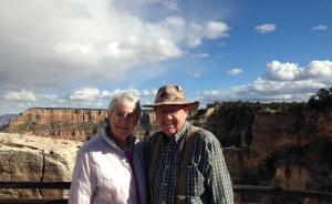 Monday at Grand Canyon.