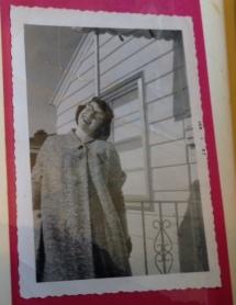 Mom circa 1957