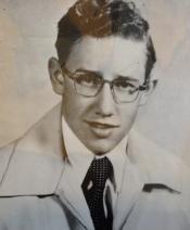 Dad circa 1956?
