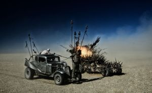 MAD MAX vehicles 2